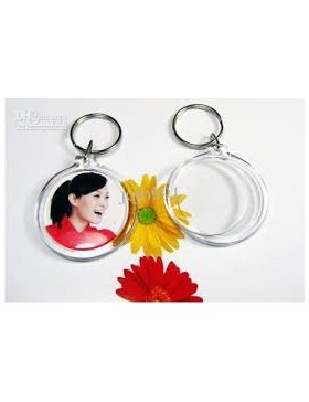 Self Customize Key Ring